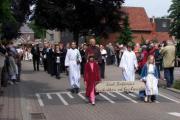 Antoniusprocessie met Achels dorpsfeest (Achel)
