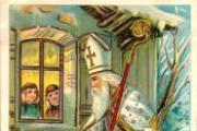Intrede van Sinterklaas (Antwerpen)