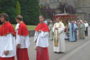"Sacramentsprocessie ""De Bronk"" (Veldwezelt (Lanaken))"