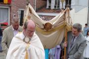 Sacramentsprocessie en Halfoogstprocessie (Moerzeke (Hamme))