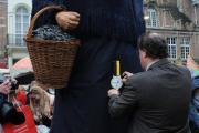 5de Federatiedag Reuzen in Vlaanderen