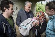 Brussel: Tentoonstelling over geboorterituelen