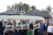Erfgoedsector wint Gouden Woonwagen