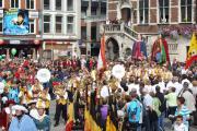 Processie van Plaisance erkend als immaterieel erfgoed