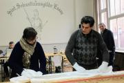 Traditiedrager van de maand: Marcel Verbist zorgt voor gilde-erfgoed