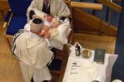 Joodse geboorterituelen