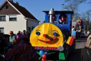 Carnavalsstoet (Vosselaar)