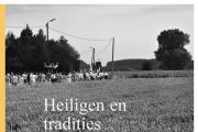 Boek 'Heiligen en tradities in Vlaanderen'