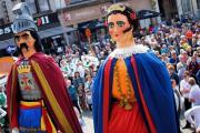 Meer dan 300 reuzen erkend als immaterieel erfgoed