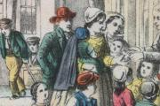 Nieuwjaarsbedelen, een verdwenen traditie?