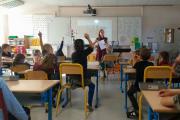 Traditiedrager van de maand: Bieke Debusschere testte Curieuzereuzen