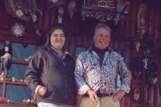 Traditiedragers van de maand: Jacky en Dette wonen in een woonwagen