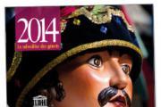 Voorstelling reuzenkalender 2014