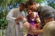 Christelijke geboorterituelen