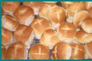 Brood en gebak bij christelijke feesten
